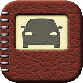 Vehicle Logbook App Icon