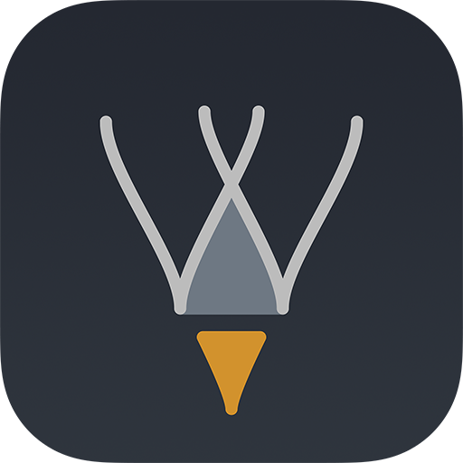 Written Down App Icon