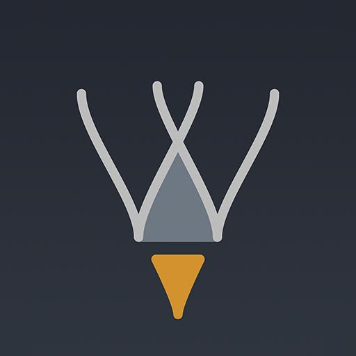 Written Down App Icon